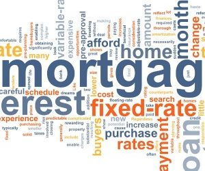 Different types of mortgage products